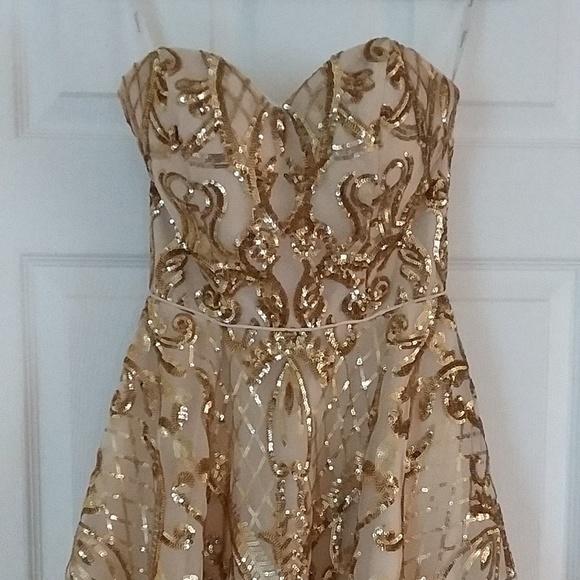 Tiffany Designs Dresses & Skirts - Tiffany Designs Semi Formal Homecoming/Prom Dress